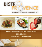 Logo for Bistro Provence