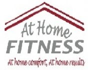 Logo for At Home Fitness