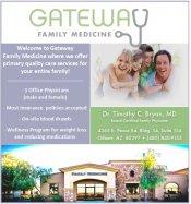 Logo for Gateway Family Medicine