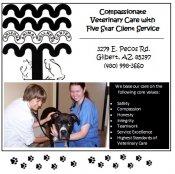 Logo for Arizona Animal Wellness Center