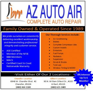 Featured image for AZ Auto Air